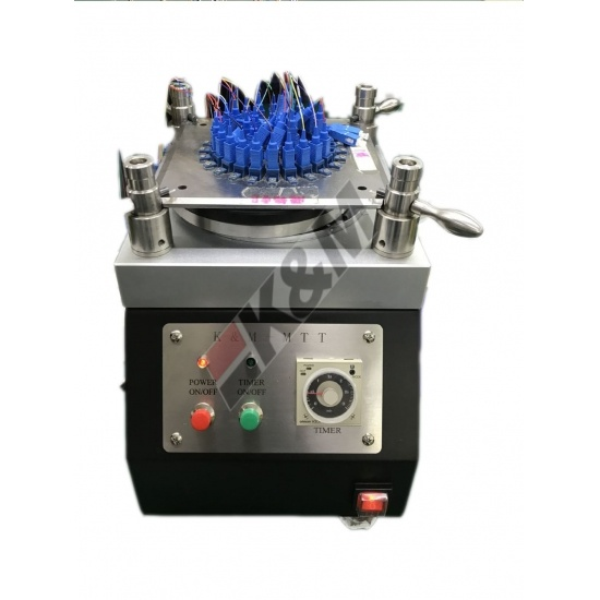 Optical Fiber Polishing Machine